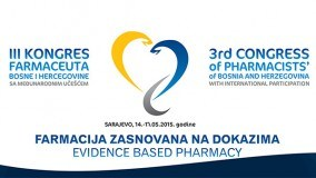 Congress of Pharmacists of Bosnia and Herzegovina with International Participation