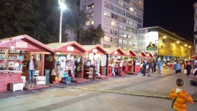 2nd Annual Sarajevo Summer Market  for the entire month of August