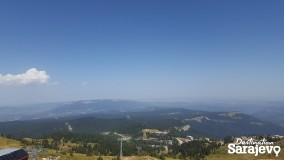 Jahorina has been cleared and is ready for visitors