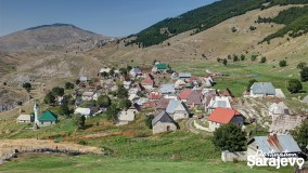 Lukomir – the last Bosnian village