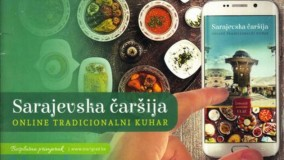 Presenting the Online Sarajevo Čaršija Traditional Recipe Book
