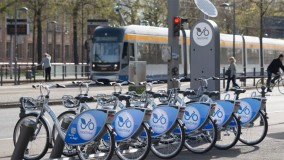Public bike rental system now available in Dobrinja