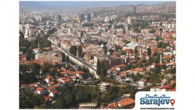 Sarajevo Navigator and UniCredit Bank are giving free postcards of Sarajevo