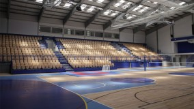 Sports Hall Open in Grbavica