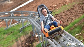 Sunnyland Amusement Park now open on Zlatište