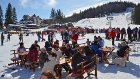 The Winter Season Officially Gets Underway on Jahorina