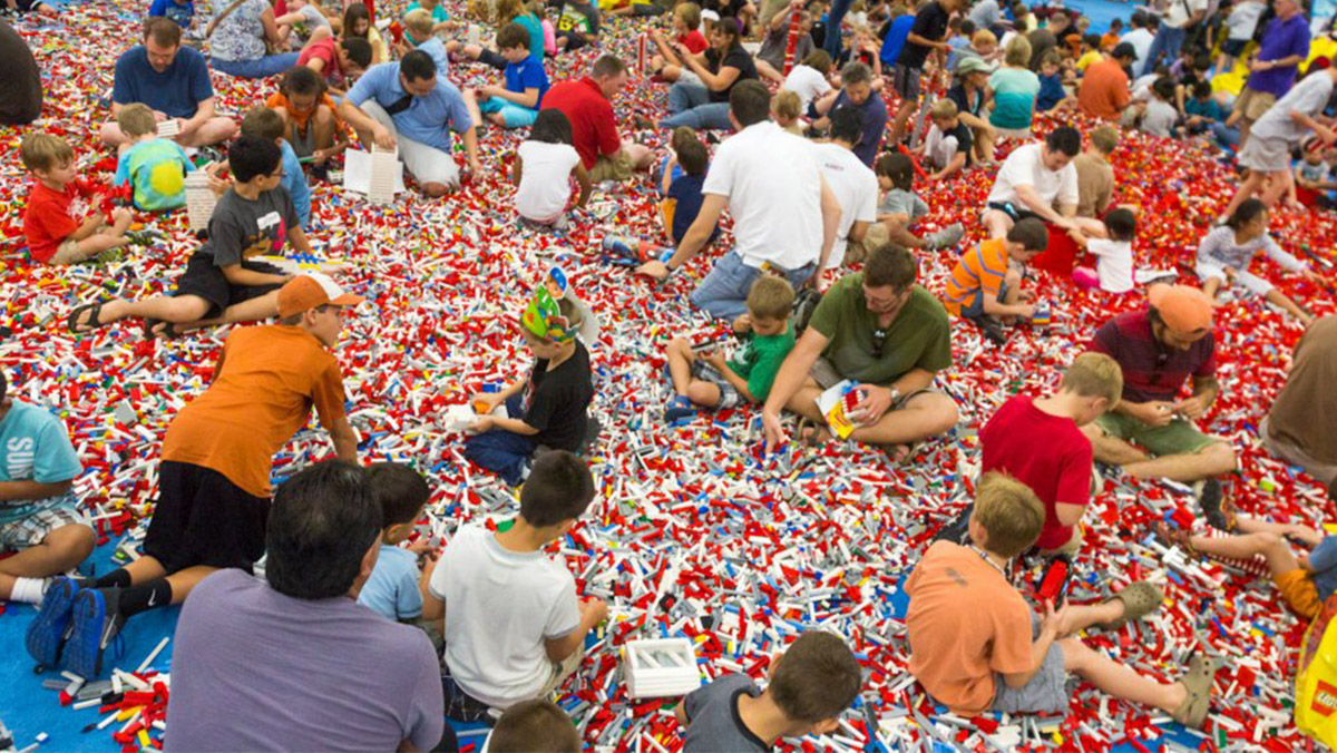 visit the lego festival