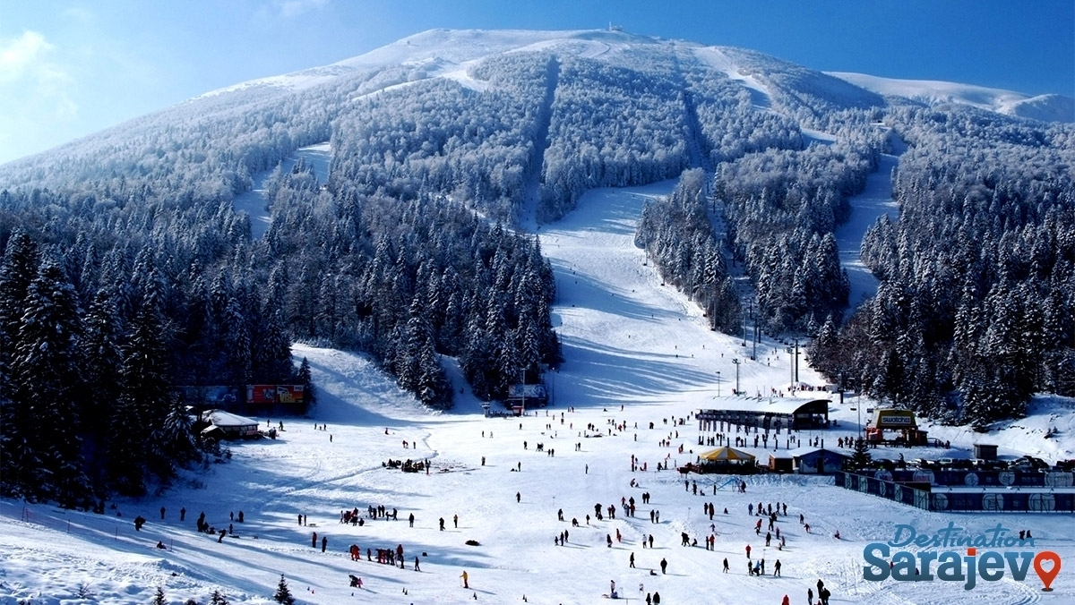 Winter Guide To The Olympic Mountains Destination Sarajevo