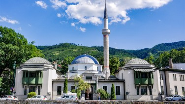 「emperor's mosque sarajevo」的圖片搜尋結果