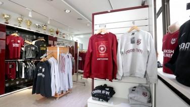Football Club Sarajevo Fan Shop Destination Sarajevo