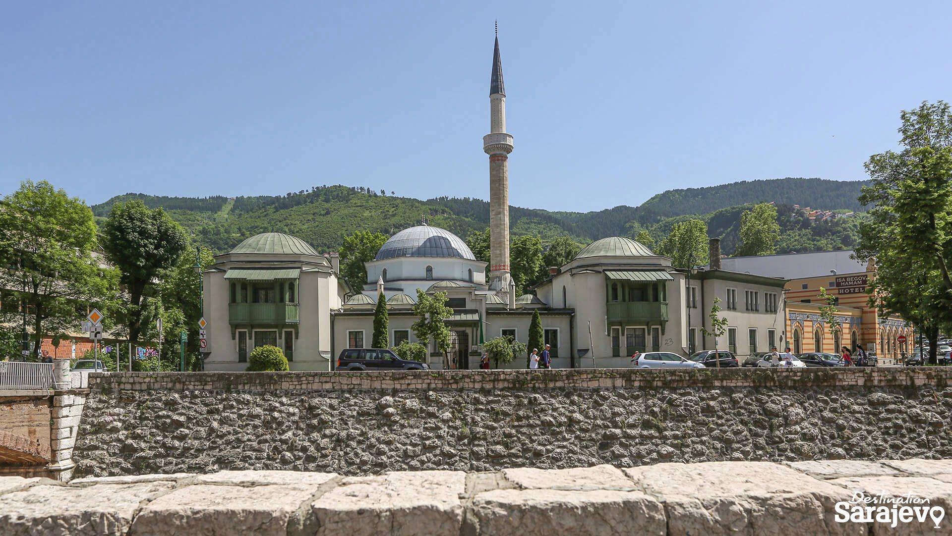 Emperor's Mosque TR - Destination Sarajevo