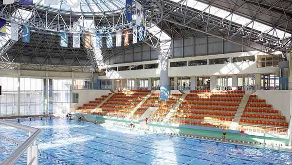 olympic pool sarajevo destination sarajevo - Olympic Swimming Pool 2013