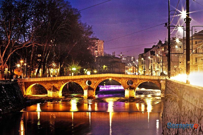 The Latin Bridge Destination Sarajevo
