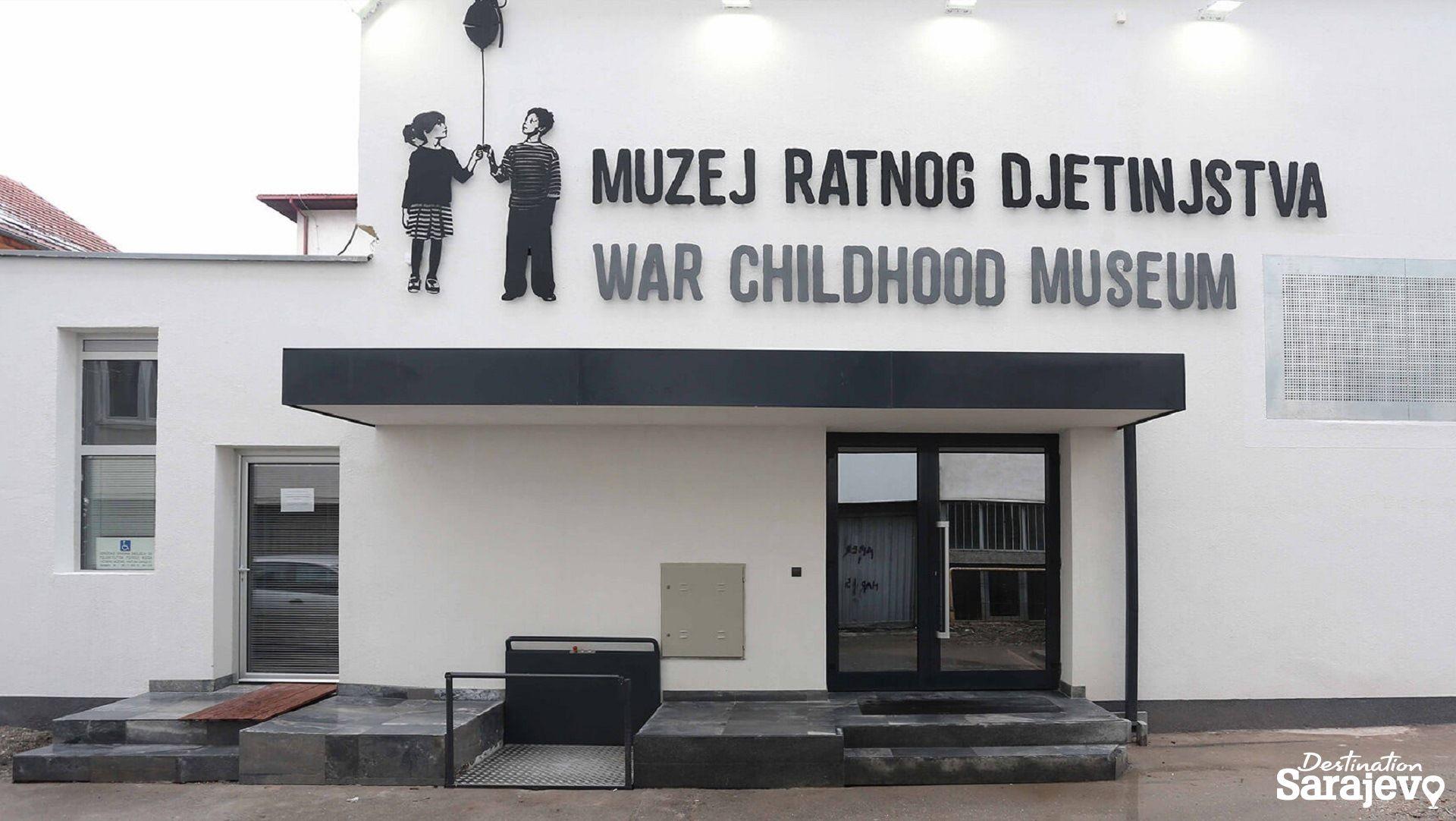 War Childhood Museum - Destination Sarajevo