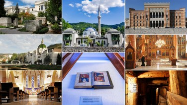 A guide to Sarajevo's most important attractions
