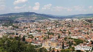 Places with the best view of Sarajevo