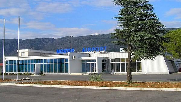 Mostar Airport - Destination Sarajevo
