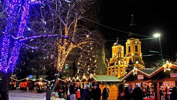 Christmas In Sarajevo.Fifth Holiday Market Now Open Destination Sarajevo