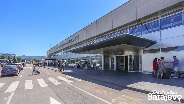 Sarajevo International Airport Destination Sarajevo