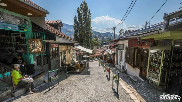 The irrestible charm of Kovači Street