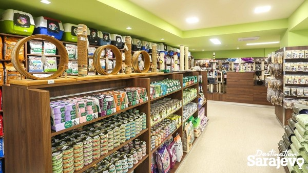 The largest pet shop in BiH now open in Sarajevo