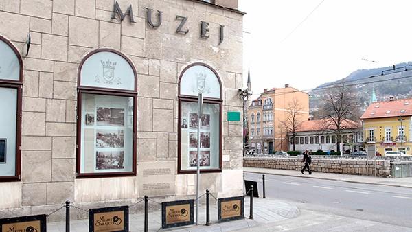 The Sarajevo Assassination Destination Sarajevo