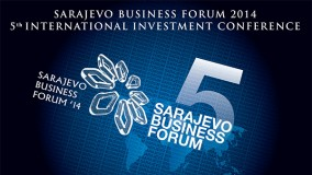 Everything is ready for the 5th Annual Sarajevo Business Forum!