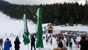 Gornje Pale-Ravna Planina Ski Area Now Open