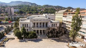 National Theater of Sarajevo