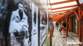 Tunnel of Hope further enriched with another permanent exhibit