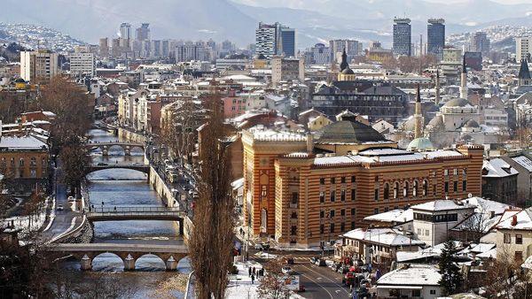 A Winter Weekend In Sarajevo Destination Sarajevo
