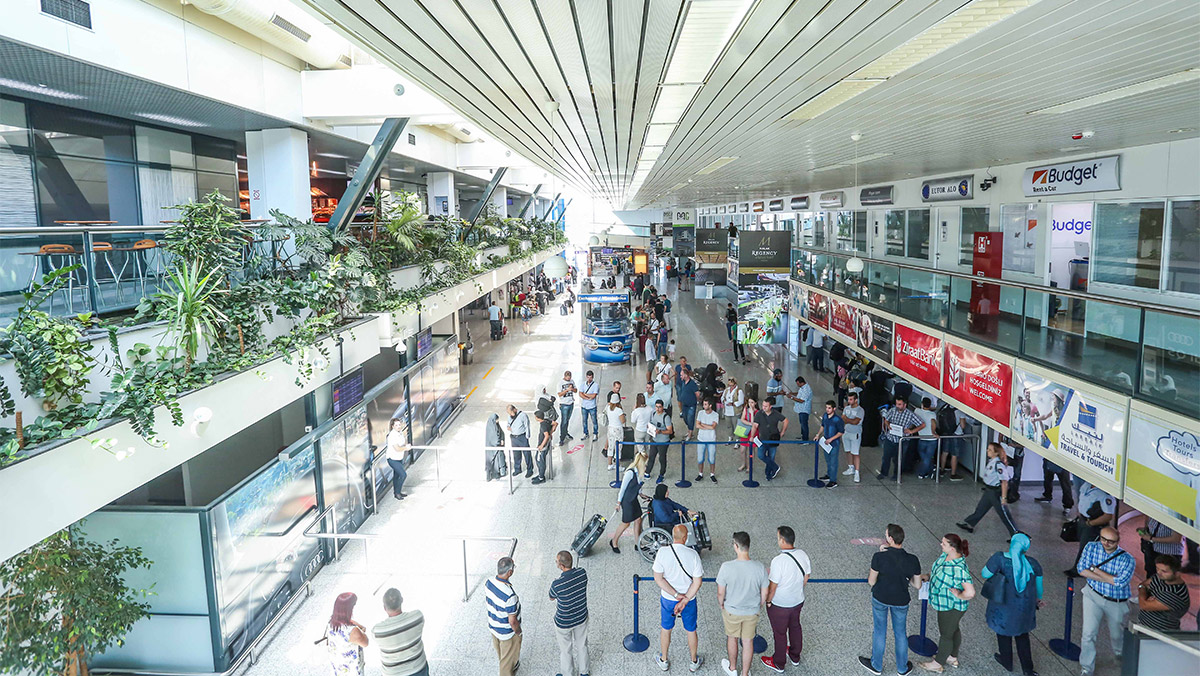 Avoid Long Lines At The Sarajevo International Airport