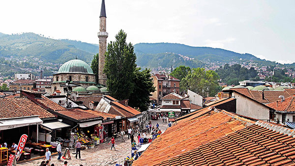 Explore The Old Town In One Day Destination Sarajevo