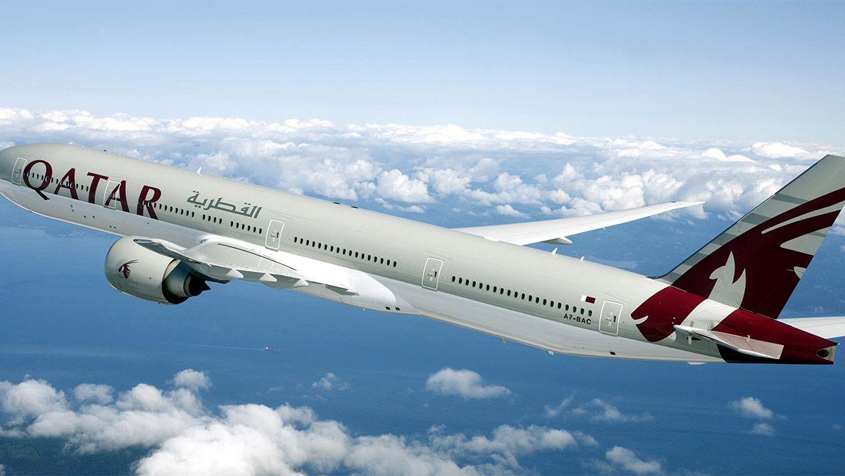 First Qatar Airways flight arrives in Sarajevo ...