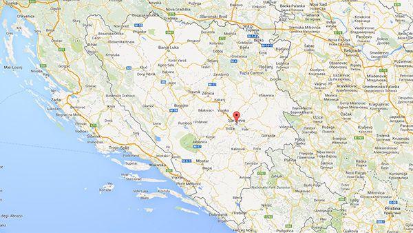 Meet Sarajevo Destination Sarajevo - Where is sarajevo