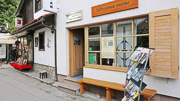 all of the information and advice you may need as you make your way around destination sarajevo can be found at tourist info centers tics in the area of